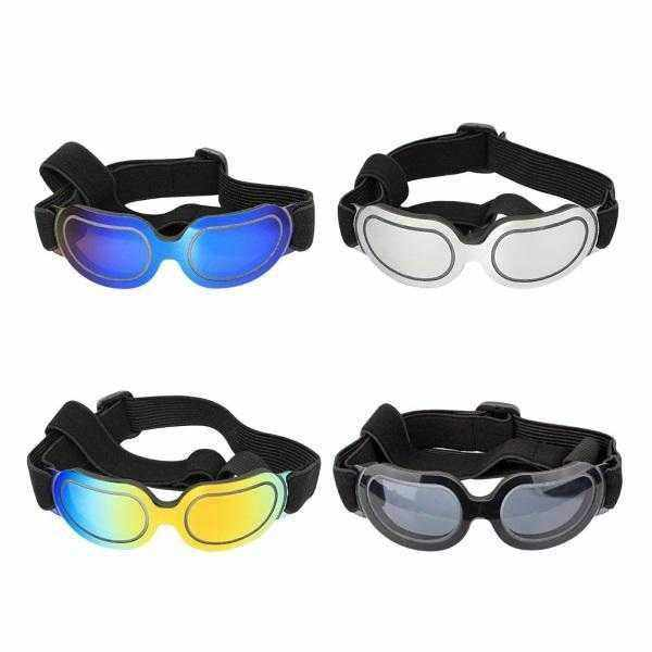 Reflective Dog Goggles-DoggyTopia