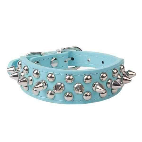 Spike Studded Dog Collar-DoggyTopia