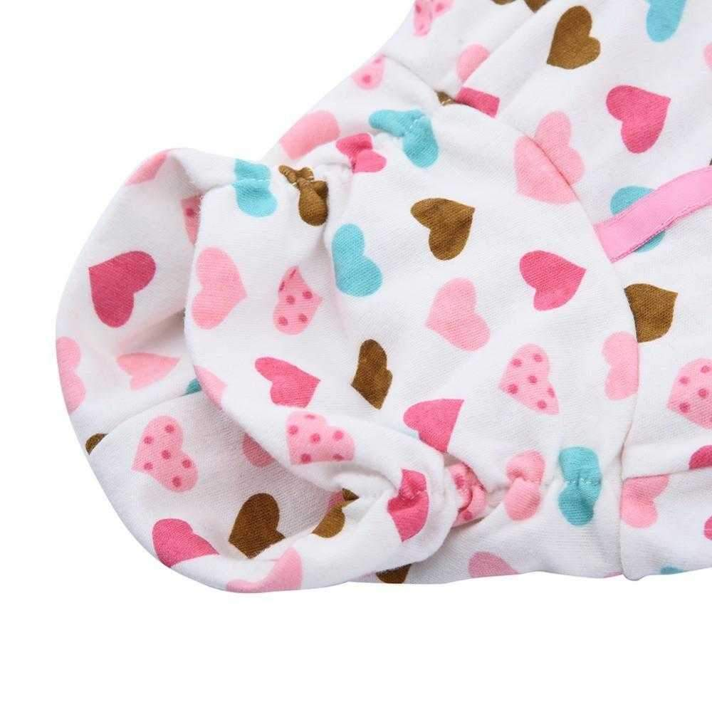 Sweet Heart Dog Pajamas-DoggyTopia