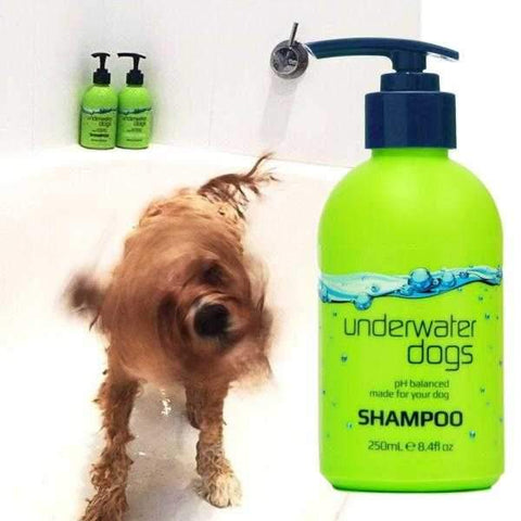 UNDERWATER DOGS Shampoo 250mL-DoggyTopia