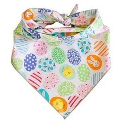 yyy Easter Egg Hunt Bandana-DoggyTopia