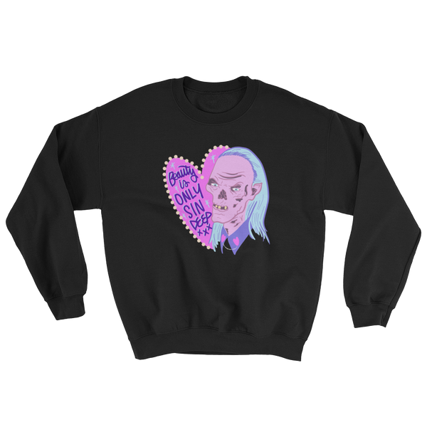 Keeper of Hearts Sweater