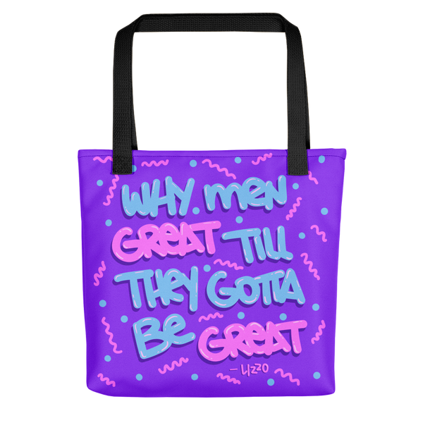Be Great Tote