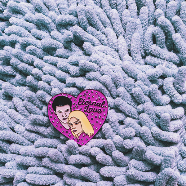 Eternal Love Pin