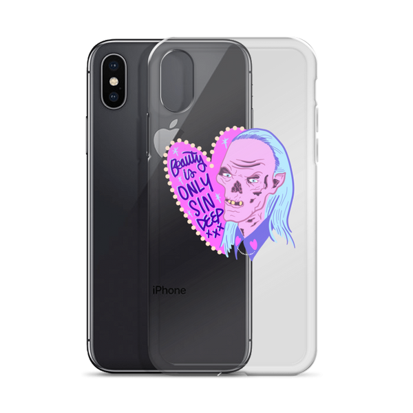 Keeper of Hearts iPhone Case