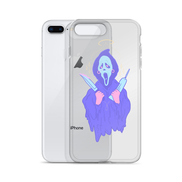 Saint of Screams iPhone Case