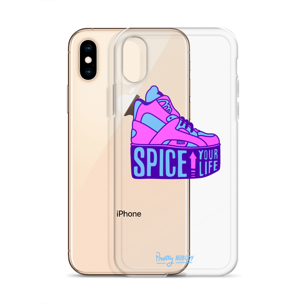 Spice Up 2.0 iPhone Case
