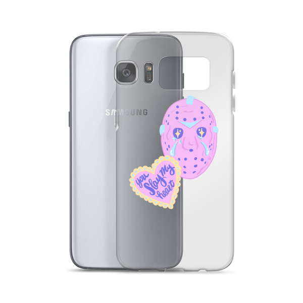 Rejected Jason Samsung Case