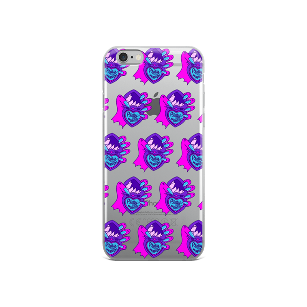 Pretty Nobody iPhone Case