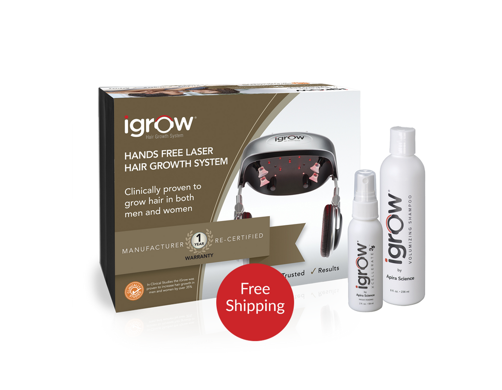 Igrow Laser Re Certified Bundle Promotion Igrowlaserpro
