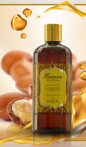 Argan Therapy Tunisian Amber Shampoo 400 ml