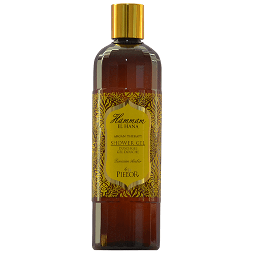 Argan Therapy Tunisian Amber Shower Gel  400 ml - Gabriely Zamany