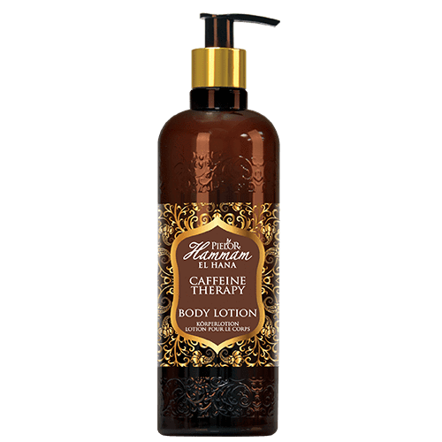 Caffeine Therapy Body Lotion  400 ml - Gabriely Zamany