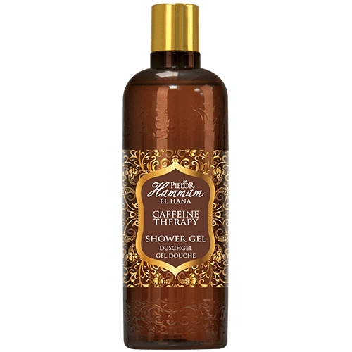 Caffeine Therapy Shower Gel 400 ml - Gabriely Zamany