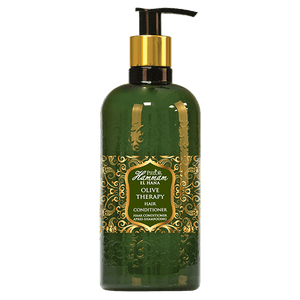 Olive Therapy Hair Conditioner 400 ml - Gabriely Zamany