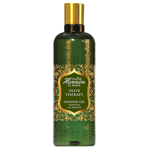 Olive Therapy Shower Gel  400 ml - Gabriely Zamany