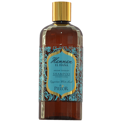 Argan Therapy Egyptian White Musk SHAMPOO 400ml - Gabriely Zamany