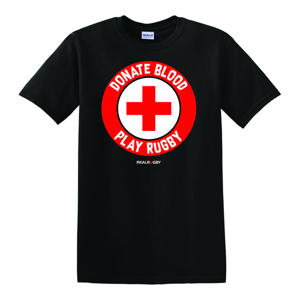 Donate Blood Short Sleeve T-Shirt