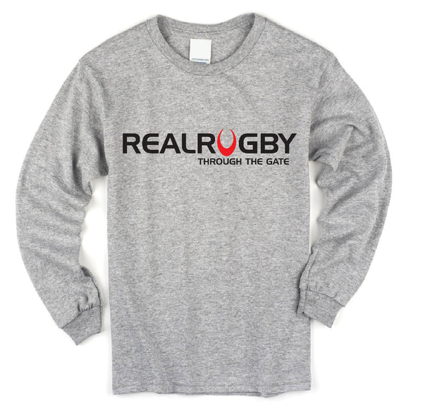 Real Rugby Long Sleeve T-Shirt