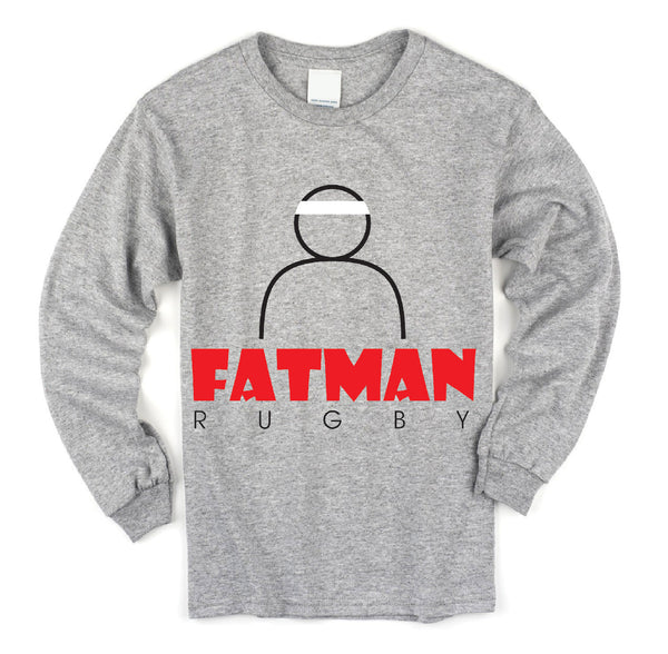 Fatman Rugby Long Sleeve T-Shirt