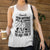 Yuuge White Unisex Tank Top