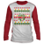 Merry Beermas Ugly Christmas 'sweater' Long Sleeve