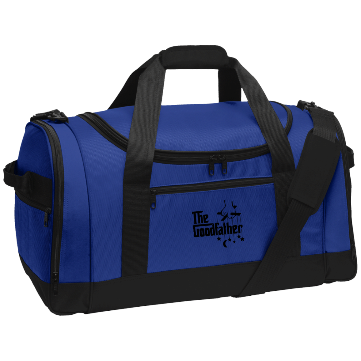 The GoodFather Port Authority Travel Sports Duffel