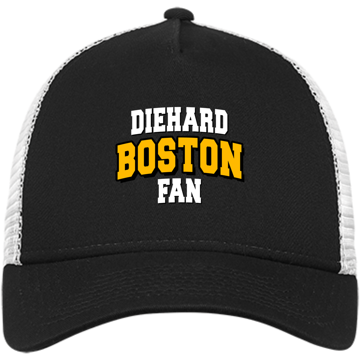 Boston New Era® Snapback Trucker Cap