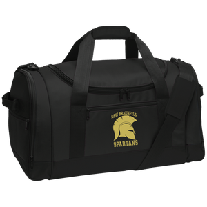 Spartans Port Authority Travel Sports Duffel