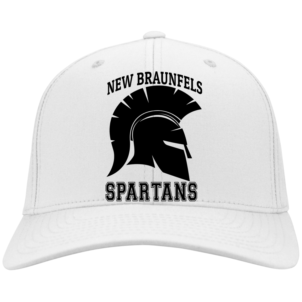 Spartans Flex Fit Twill Baseball Cap