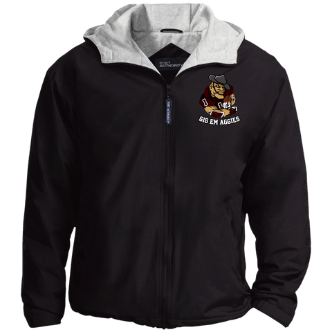 Gig Em Aggies Port Authority Team Jacket