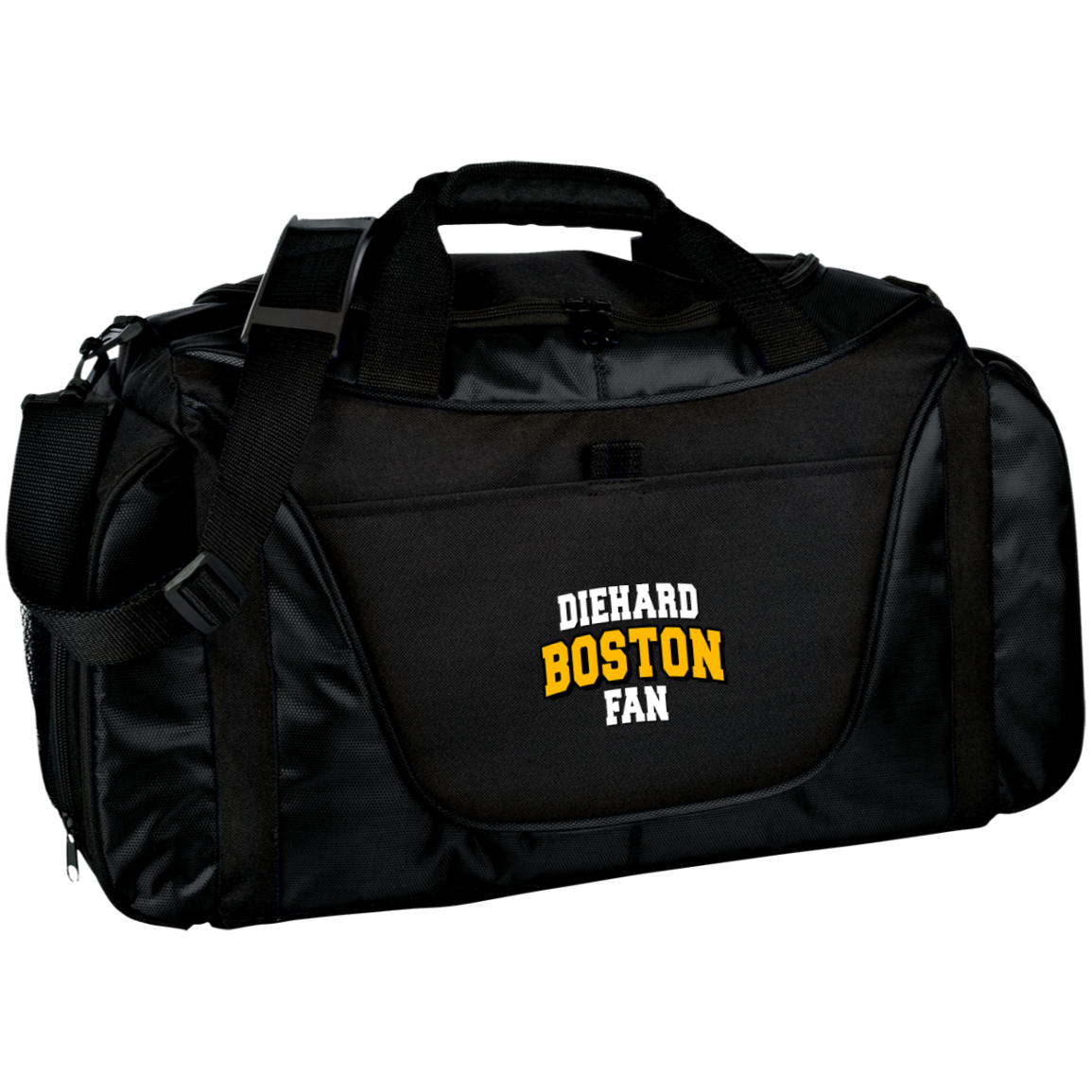 Boston Port Authority Medium Color Block Gear Bag