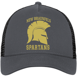 Spartans New Era® Snapback Trucker Cap