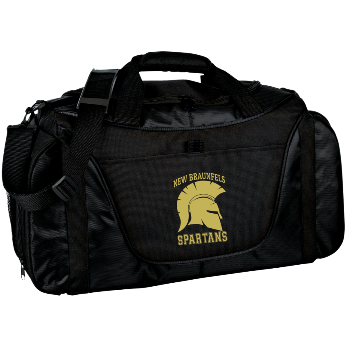 Spartans Port Authority Medium Color Block Gear Bag