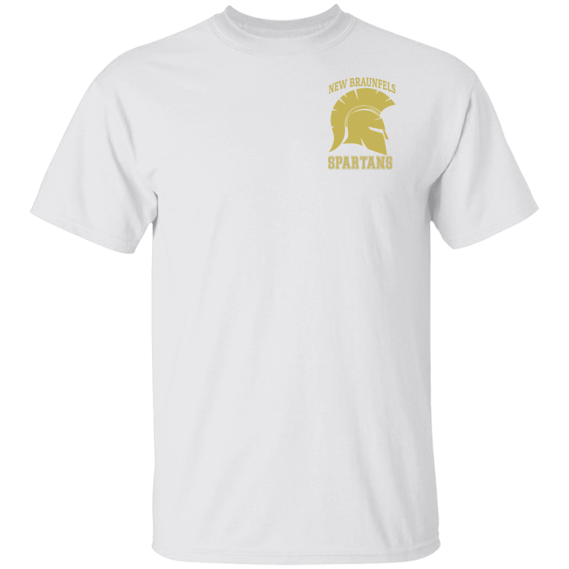 Spartans 5.3 oz. T-Shirt