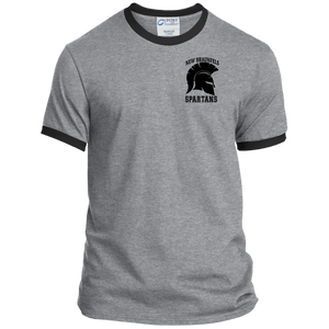 Spartans Port & Co. Ringer Tee