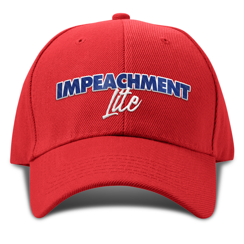Impeachment Lite