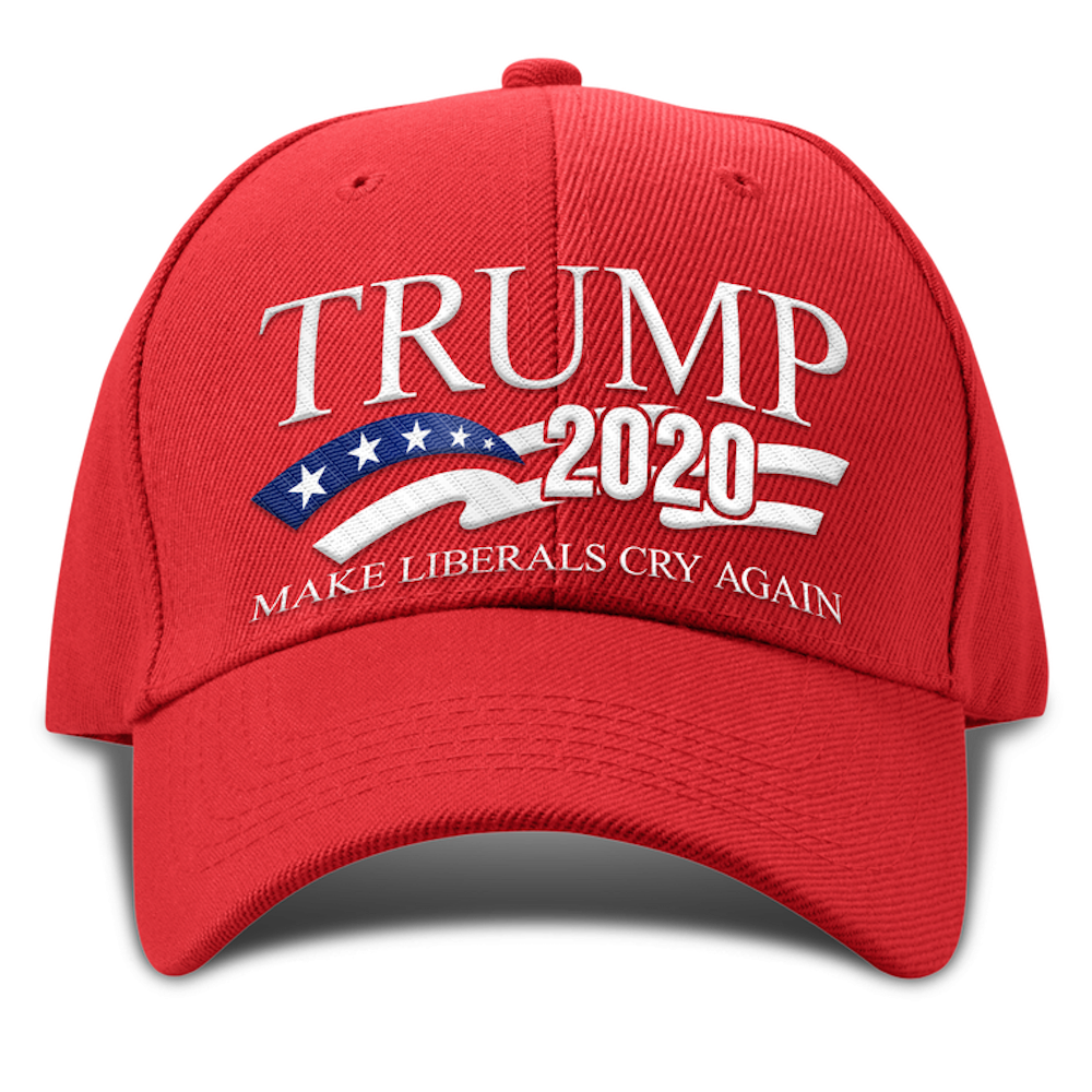 Trump 2020: Make Liberals Cry