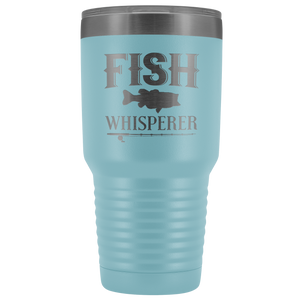 Fish Whisperer 30oz. Tumbler