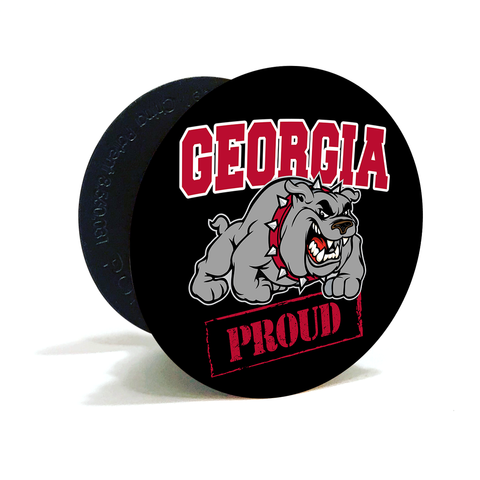Georgia Proud Phone Pop Grips