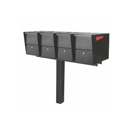 Multi-Unit Mailboxes