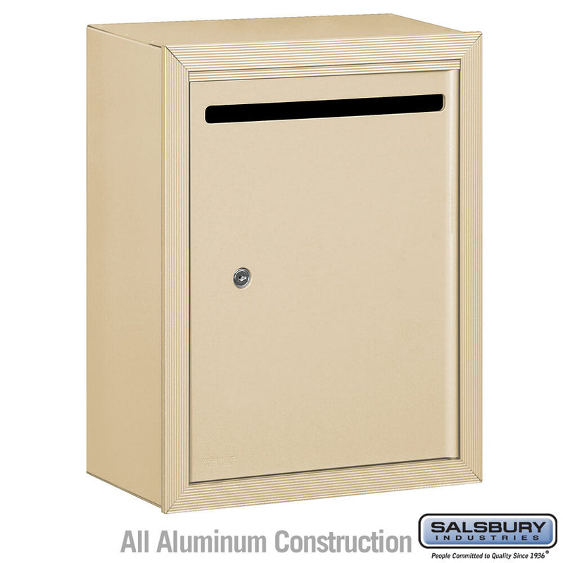 Letter Box - Standard - Surface Mounted - USPS Access