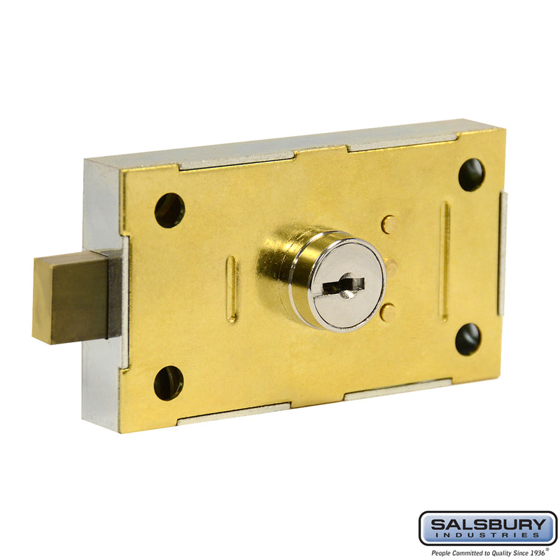 Salsbury Commercial Lock - for Letter Box / Receptacle - with (2) Keys