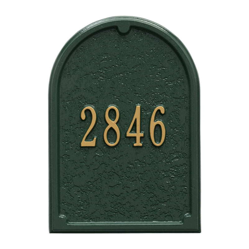 Whitehall Personalized Door Plaque - MailboxEmpire