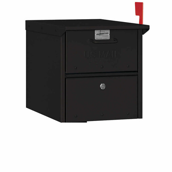 Salsbury Industries Mail Chest with Front & Rear Access