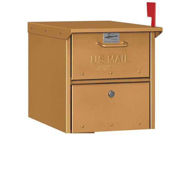 Salsbury Industries Designer Roadside Mailbox with Front & Rear Access
