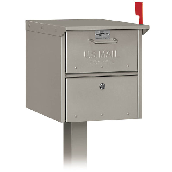 Salsbury Roadside / Designer Mailbox Post Package