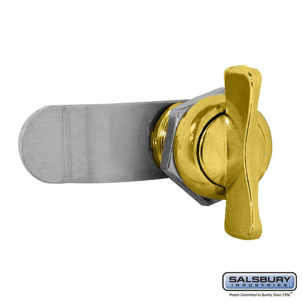 Thumb Latch - Option for Victorian Mailbox  Finish - Gold