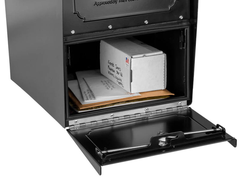 Architectural Mailboxes Oasis TriBolt Post Mount Locking Mailbox