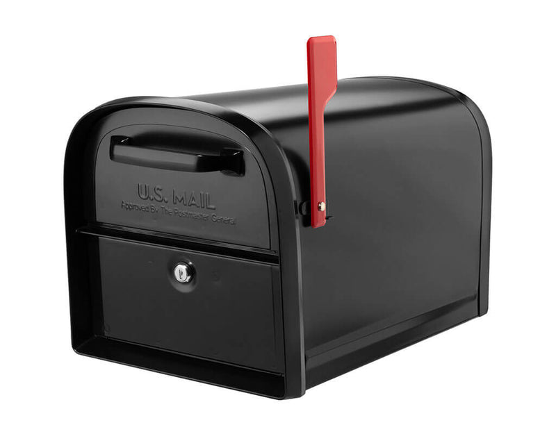 Architectural Mailboxes Oasis 360 Post Mount Locking Mailbox